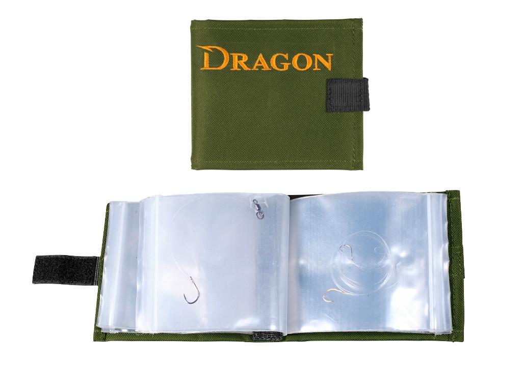 1e1b5743c5cbb Portfel na przypony Dragon 13x11cm