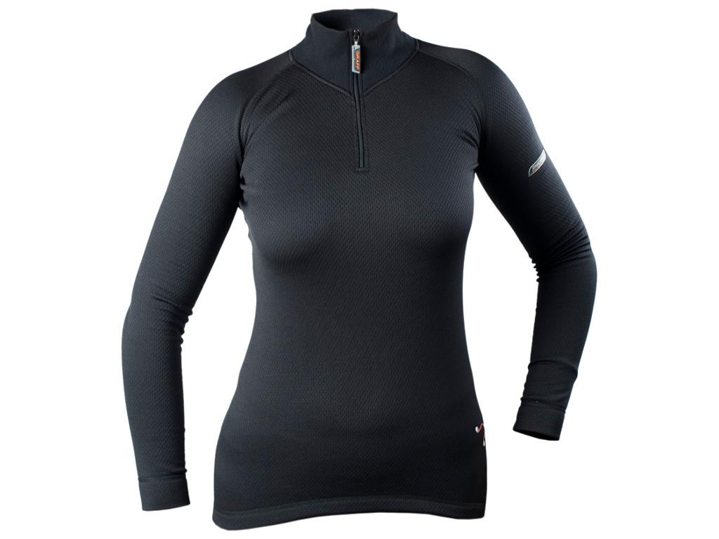 befa4281018cf5 Bielizna Graff termoaktywna koszulka z golfem 902-1-D - S