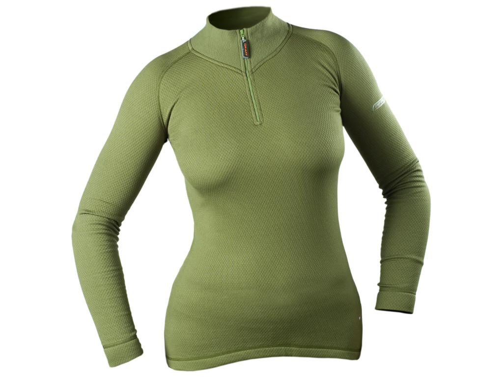 43b057f718bcf7 Bielizna Graff termoaktywna koszulka z golfem 902-D - L