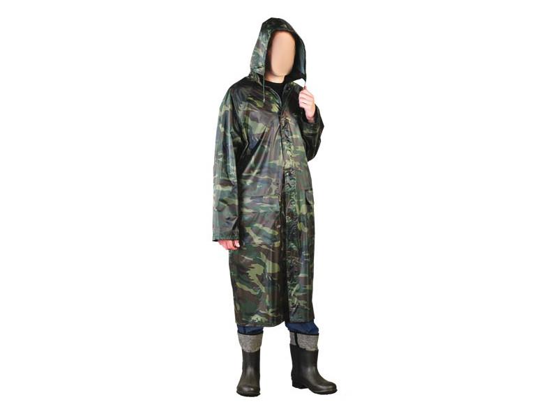 Płaszcz przeciwdeszczowy XXXL