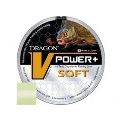 Żyłka Dragon-V Power+ SOFT 0,28mm - 8,40kg / 150m
